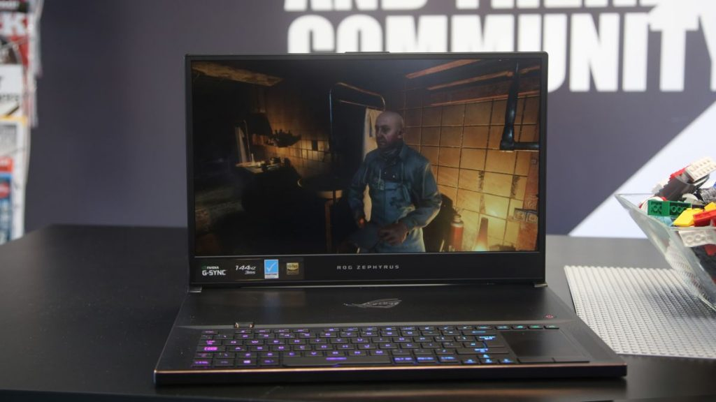 Asus ROG Laptop – Powerful Gaming Enthusiast
