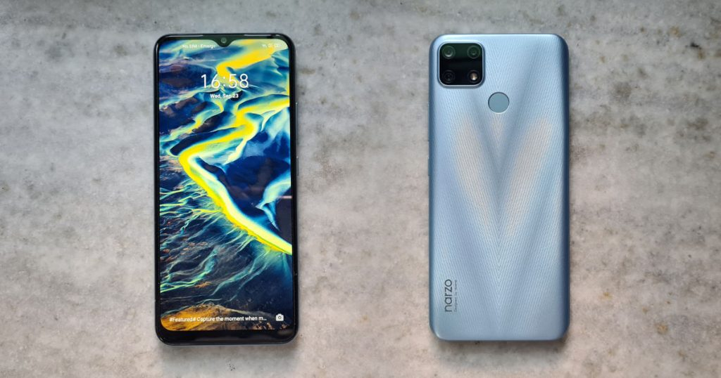 RealMe Narzo Review