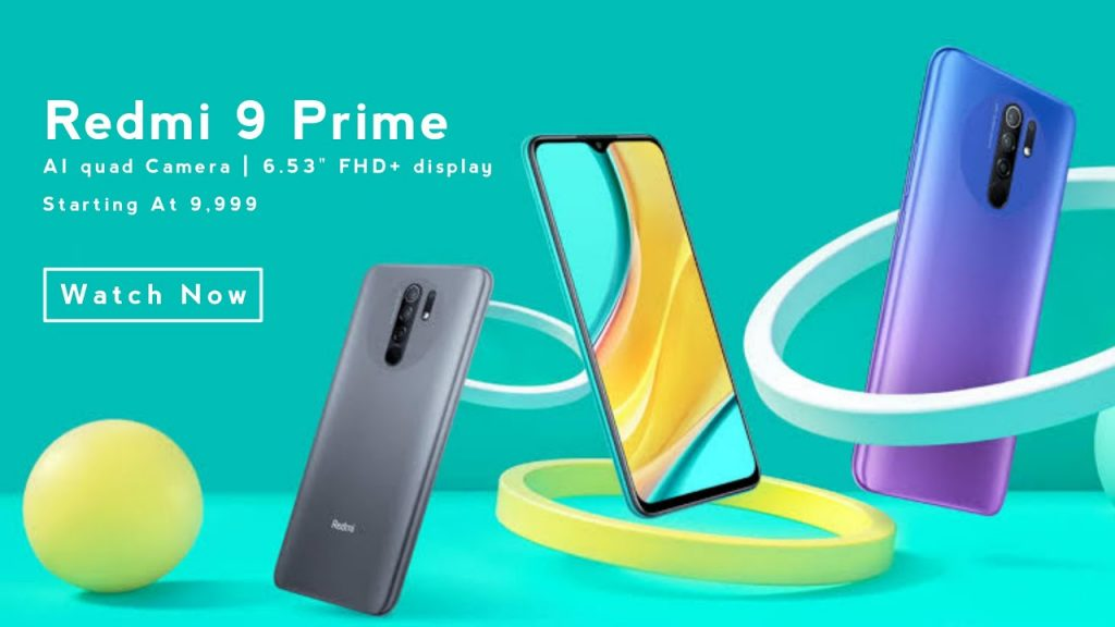 Redmi 9 Prime – A Comprehensive Mobile Phone With Amazing Features