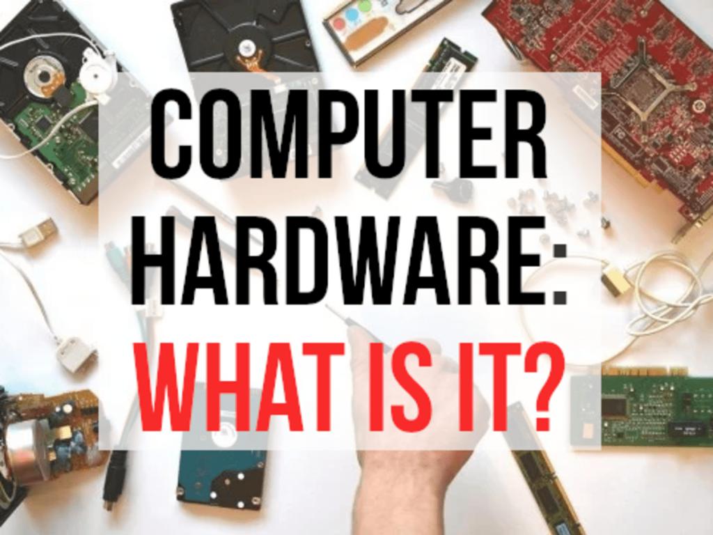 Hardware Components of South African Personal Computers